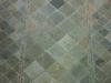 Slate area rug